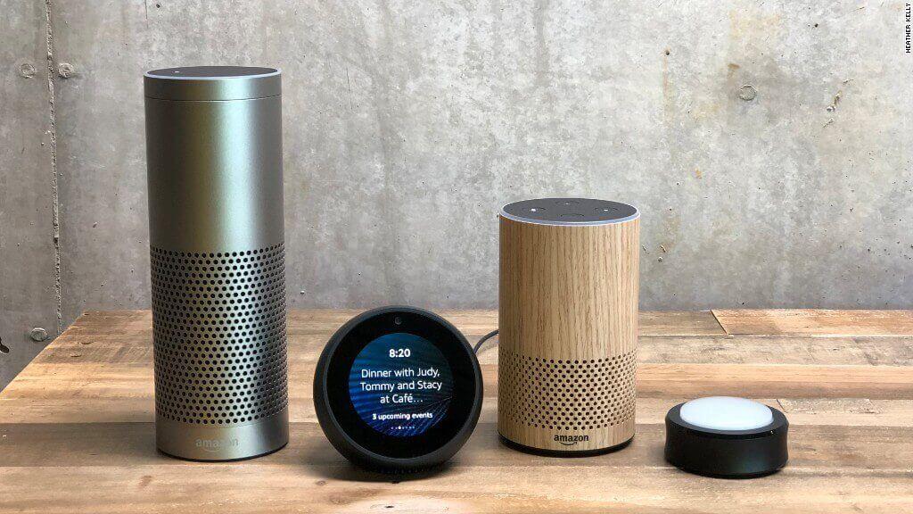 Amazon Echo y Alexa llegan a España!!!
