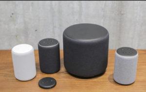 Nuevos productos para Alexa en 2019 Amazon Echo Dot Generation 3
