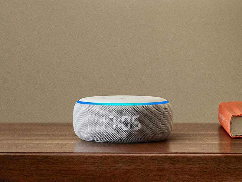 Amazon Echo Dot 3. generación con pantalla