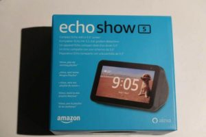 echo show 5 paquete