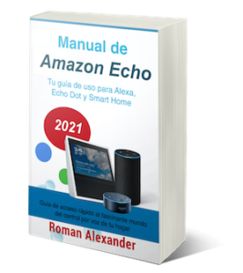 Amazon Echo Manual Guía