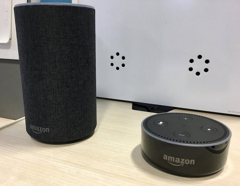 Amazon Echo o Echo Dot? (3. generación)