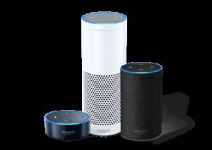 """Echo Plus, Echo Dot y Echo """"normal"""""""