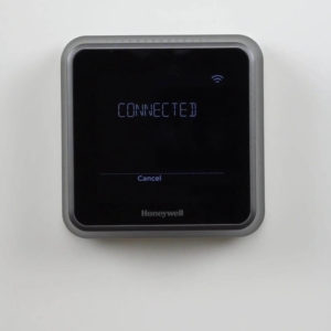 alexa termostatos compatibles-honeywell-thermostat-connected