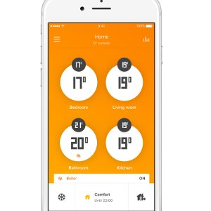 alexa espanol netatmo app