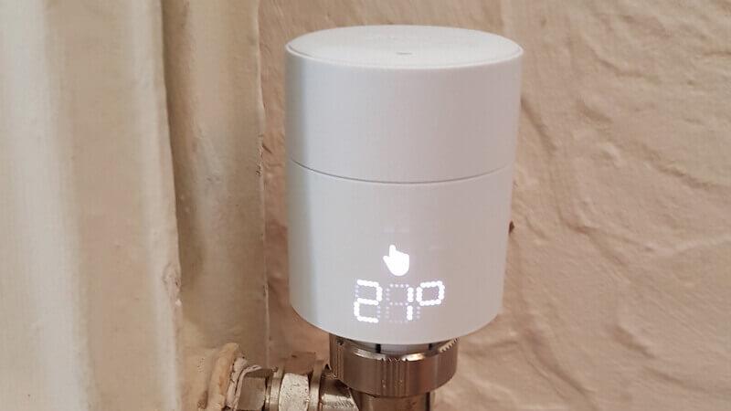 Tado Termostato casa inteligente