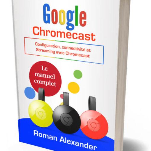 chromecast manual