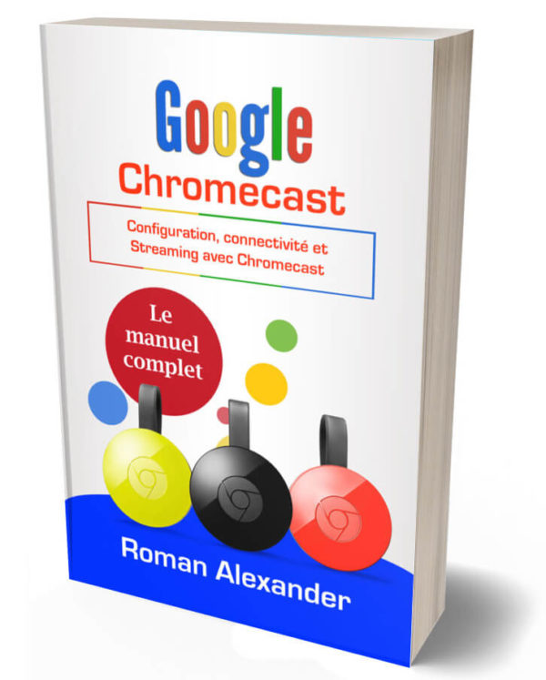 chromecast manual