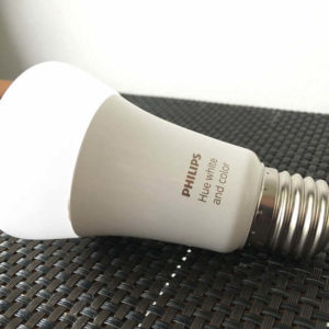 philips hue lampara