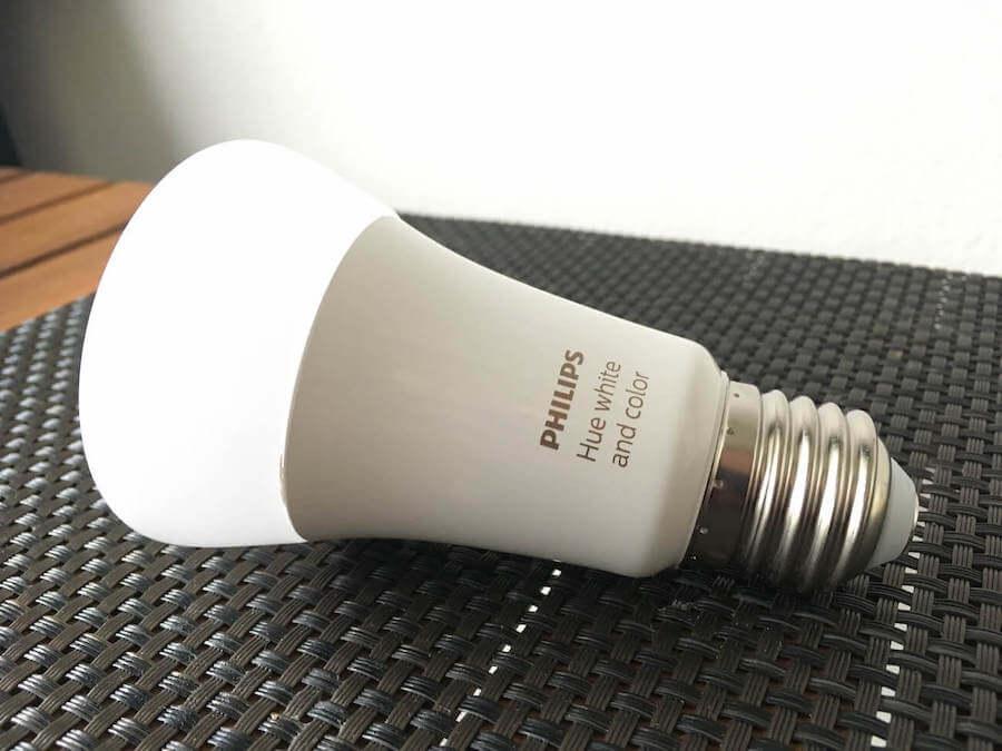 Philips Hue Lampara para casa intelligente