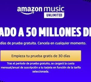 amazon music unlimited streaming